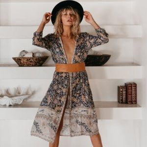 Spell & The Gypsy Oasis Duster/ Kimono